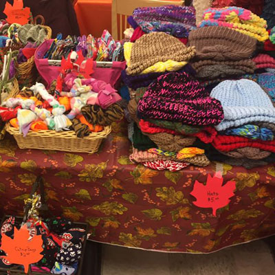 YCI Craft fair